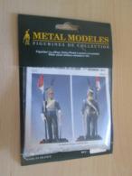 Figurine Métal TOP QUALITE à Monter Et Peindre METAL MODELES 54mm, CHEVAU LEGER POLONAIS 1811vaut 23 € En Magasin - Figurines