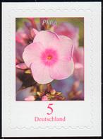 3459 Blume Phlox, Selbstklebend Auf Neutraler Folie, ** - BRD