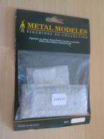 Figurine Métal TOP QUALITE à Monter Et Peindre METAL MODELES 54mm, GUERITE (épuisée Chez Le Fabriquant) - Figurines