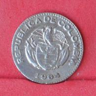 COLOMBIA 10 CENTAVOS 1964 -    KM# 212,2 - (Nº30958) - Kolumbien
