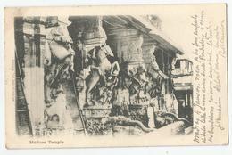 Inde Madura Temple ,  India Postage 1904 - Inde