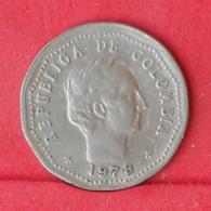 COLOMBIA 50 CENTAVOS 1978 -    KM# 244,1 - (Nº30964) - Kolumbien