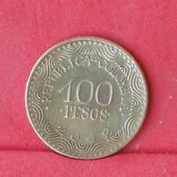 COLOMBIA 100 PESOS 2012 -    KM# 296 - (Nº30965) - Kolumbien