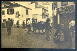 Cpa  Du Portugal Rua Tipica Na Madeira   LZ115 - Madeira