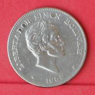 COLOMBIA 50 CENTAVOS 1959 -    KM# 217 - (Nº30966) - Kolumbien