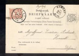 Weert - Grootrond - 1905 - Storia Postale