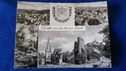 Wernigerode Harz Grüsse Aus Der Bunten Stadt Germany - Wernigerode
