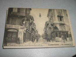 CARTOLINA ALESSANDRIA - Alessandria