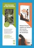 Marque Page.   Editions 10/18 & Cherche Midi.    Bookmark. - Marque-Pages