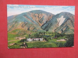 Arrowhead Hot Springs Hotel   California > San Bernardino   Ref 3621 - San Bernardino