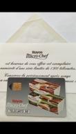 Télécarte NUMÉROTÉ - Royco Micro Chef - 1300 Ex. - N'1201 - Avec Certificat - Alimentation
