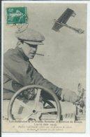 Hubert LATHAM, Célèbre Par Ses Prouesses De Vitesse - Aviateurs