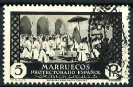 Marruecos Español Nº 146 En Usado - Maroc Espagnol