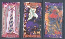 Croatia 1995 Mi 306-308 MNH ( ZE2 CRT306-308 ) - Croatie