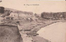 CPA 83 FABREGAS PLAGE DE FAIREGA - Frankreich