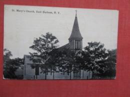 -St Mary's Church  East Durham  New York     Ref 3621 - NY - New York