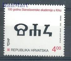 Croatia 2002 Mi 624 MNH ( ZE2 CRT624 ) - Croatie