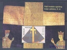 Croatia 2003 Mi Bl 22 MNH ( ZE2 CRTbl22 ) - Croatie