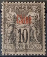 CHINE - Canceled - YT 4 - 10c - China (1894-1922)
