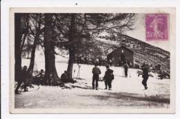 CP 06 COLMIANE VALDEBLORE Refuge Du Ski Club - Autres Communes