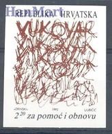 Croatia 1992 Mi  MNH ( ZE2 CRTzwa20B ) - Croatie