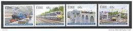 Irlande 2005 N°1643/1646 Neufs ** Chemin De Fer Trains - Neufs