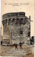 CPA Ruines De CAMBRAI - Tour D'ABANCOURT - ABANCOURT-Tower (513280) - Cambrai