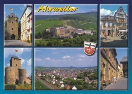 Postcard Ahrweiler Multiview My Ref  B23726 - Bad Neuenahr-Ahrweiler