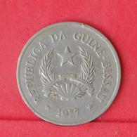GUINÉ 5 PESOS 1977 -    KM# 20 - (Nº30970) - Guinea Bissau