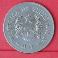 GUINÉ 20 PESOS 1977 -    KM# 21 - (Nº30971) - Guinea-Bissau