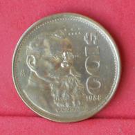 MEXICO 100 PESOS 1988 -    KM# 493 - (Nº30974) - Mexico