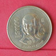 MEXICO 1000 PESOS 1989 -    KM# 536 - (Nº30975) - Mexico