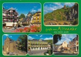 Postcard Altenahr Multiview My Ref  B23727 - Bad Neuenahr-Ahrweiler