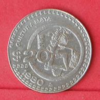 MEXICO 20 PESOS 1980 -    KM# 486 - (Nº30976) - Mexico
