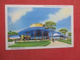 Borden Company Exhibit & Rotolactor ---------- 1939 NY Worlds Fair--    Ref 3621 - Exhibitions