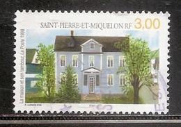 SAINT PIERRE ET MIQUELON OBLITERE - St.Pierre Et Miquelon