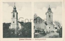 Romania - Simleul Silvaniei - Biserica - Church - Romania
