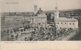 Romania - Oradea - Primaria - Romania