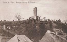 Romania - Curtea De Arges - Ruinele Bisericii S. Nicoara - Romania