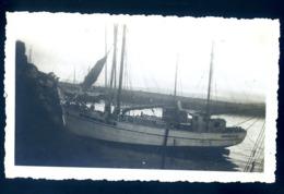 Photo Originale Douarnenez  Finistère  1946    LZ114 - Luoghi
