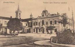 Romania - Ramnicu Valcea - Vedere Spre Biserica Catolica - Romania