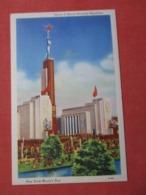 Union Of Soviet Socialist Republic ------ 1939 NY Worlds Fair--    Ref 3621 - Exhibitions