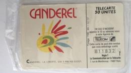 RARE Télécarte - CANDEREL - 50 Unités - 1100 Ex. - Neuve Sous Emballage - Alimentation