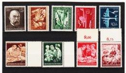 RAD248 DEUTSCHES REICH 1944  MICHL 864/72 ** Postfrisch Siehe ABBILDUNG - Unused Stamps