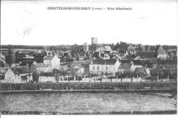CHATILLON COLIGNY - Vue Générale - Chatillon Coligny
