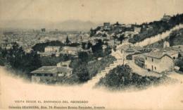 VISTA DESDE EL BARRANCO DEL ABONGADO. COLECCIÓN GRANADINA 74 - Granada