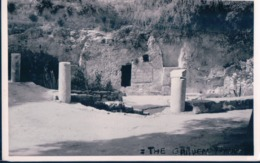 POSTAL JERUSALEM - THE GARDEN TOMB - Israel