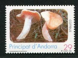 SALE  Andorra 1994 Mi 239 Mushroom MNH - Pilze