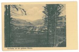 RO 99 - 14134 KIRLIBABA, Bukowina, Suceava - Old Postcard - Unused - Romania