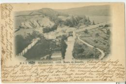 Rochefort 1904; Route De Jemelle - Voyagé. (M & Z) - Rochefort